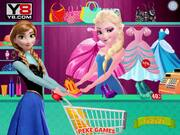Elsa Fashion Store Walkthrough