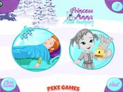 Princess Anna Arm Surgery Walkthrough