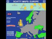 Scatty Maps: Europe Walkthrough