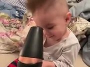This Cute Kid's Hair Will Make Your Day
