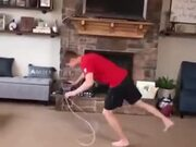 Amazing Skipping Rope Skills