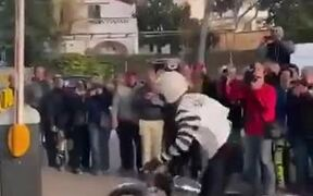 Absolutely Amazing Bike Flip