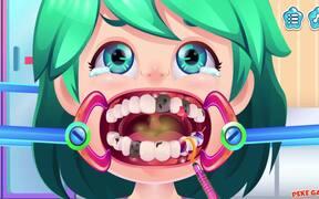 Funny Dentist Surgery Walkthrough