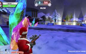 Winter Clash 3D Walkthrough