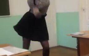 Trash Dancing Be Like