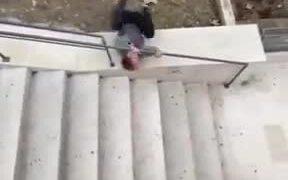 Some Amazing Parkour Tricks!