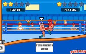 Wrestle Online Walkthrough