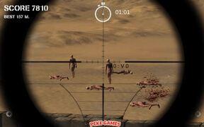 Silent Sniper Walkthrough