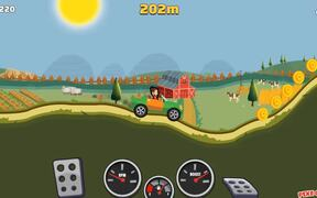 Hill Climber Walkthrough