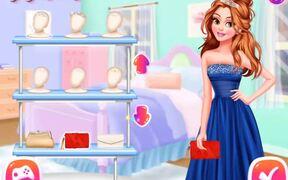 Princesses Prom Night Celebration Walkthrough