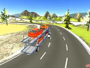 Car Transport Truck Walkthrough