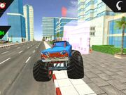Monster Truck City Parking Walkthrough