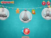 Princesses Christmas Glittery Ball Walkthrough