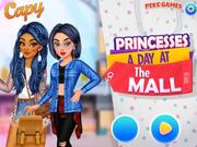 Princesses a Day at the Mall Walkthrough