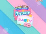 Princesses Sleepover Party Walkthrough