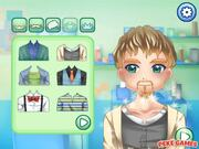 Cool Boys Makeover Walkthrough