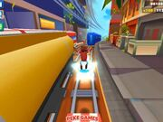 Railway Runner 3D Walkthrough