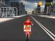 Motor Bike Pizza Delivery 2020 Walkthough