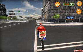 Motor Bike Pizza Delivery 2020 Walkthough