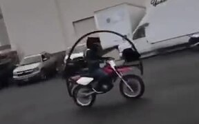When Stoppies Are Just Not Enough