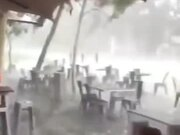 Horrible Hailstorm In Australia