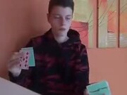 Playing With Cards Like It's Magic!