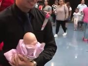 Amazing Puppeteer And His Baby Puppet
