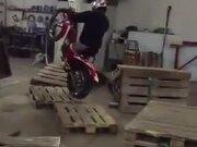 Absolutely Amazing Trials Bike Rider!