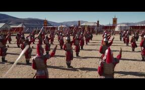 Mulan Super Bowl Trailer