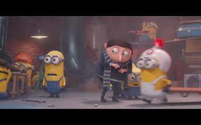 Minions: The Rise of Gru Super Bowl Teaser