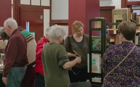 The Booksellers Official Trailer