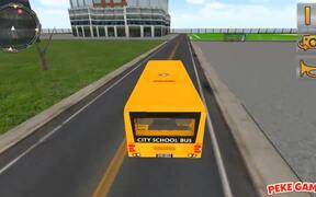 School Bus Driver Walkthrough