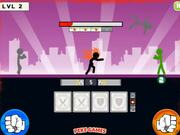 Stickman Fighter: Mega Brawl Walkthrough