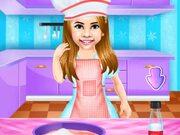 Vincy Cooking Red Velvet Cake Walkthrough