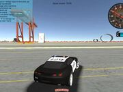 Police Driver Walkthrough