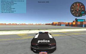 Police Driver Walkthrough