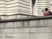 Parkour Should Be Left To The Professionals!
