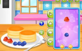 Fluffy Pancake Maker Walkthrough