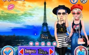 BFFs Visit Paris Walkthrough