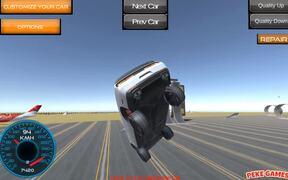 Y8 Multiplayer Stunt Cars Walkthrough
