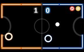 Neon Hockey Walkthrough