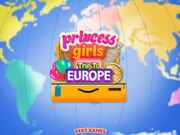 Princess Girls Trip to Europe Walkthrough