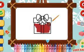 Fun Christmas Coloring Walktrough