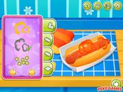 Hotdog Maker Walkthrough