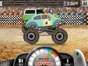Racing Monster Trucks Walkthrough