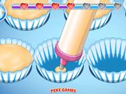 Little Cupcake Maker Walkthrough