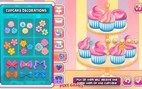 Little Cupcake Maker Walkthrough