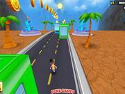 Bus and Subway: Multiplayer Runner Walkthrough