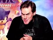 Jim Carrey Makes The Grinch Expression!