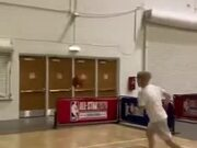 That's Some Next-Level Basketball Playing!